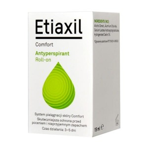 Etiaxil Comfort, antyperspirant roll-on, 15 ml