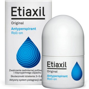 Etiaxil Original, antyperspirant roll-on, 15 ml